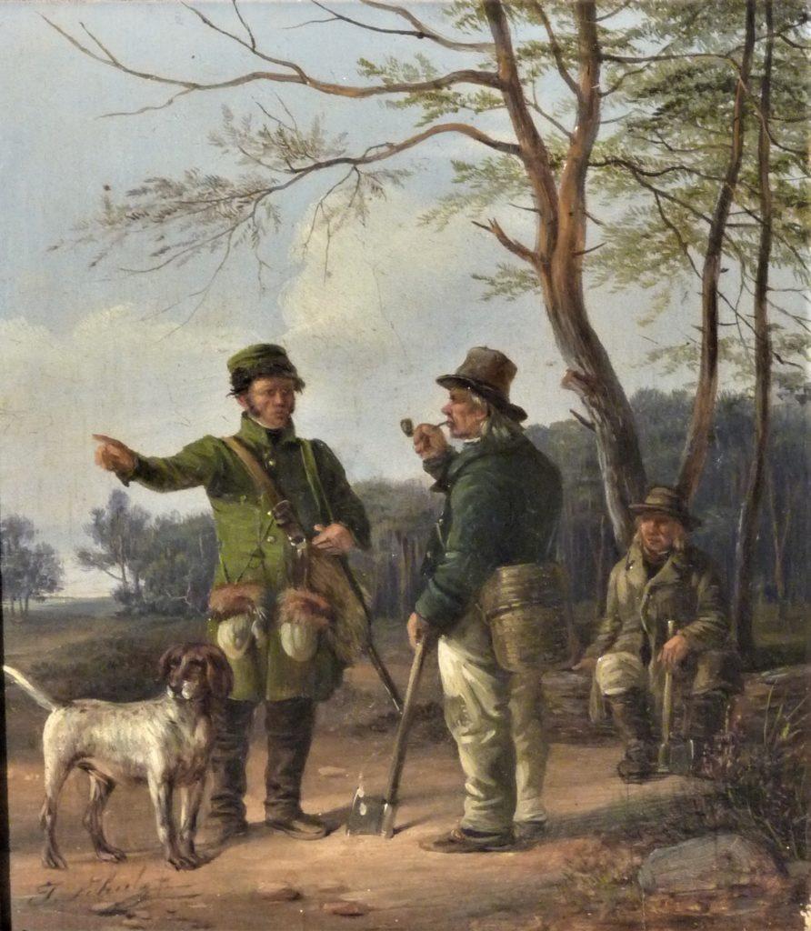 Austellung Jäger