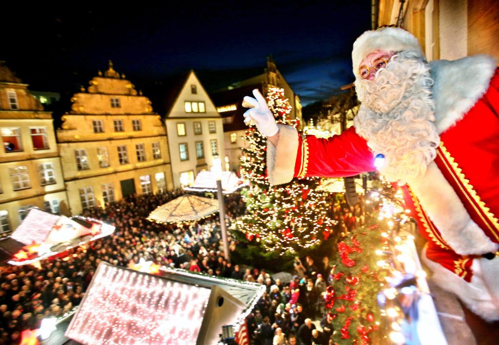 Bielefeld Weihnachtsmarkt