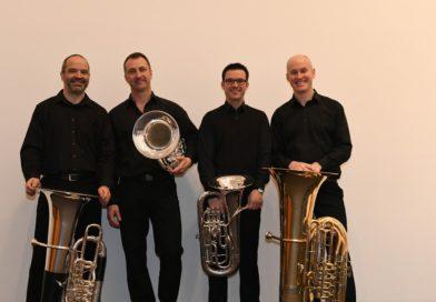 Lemgo: Deep Brass – Tuba Quartett