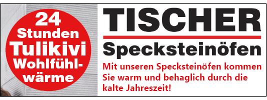 Tischer in Bückeburg