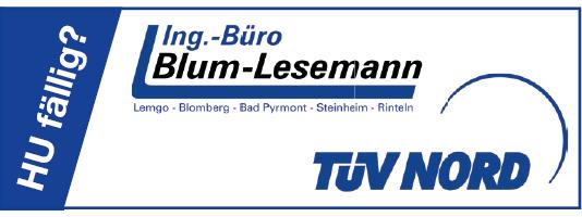 Blum Lesemann Lemgo