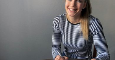 Andresen komplettiert Torhüterinnen-Gespann der HSG