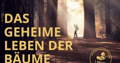 """Lemgo: Natur-Film im Kino – """"Das geheime Leben der Bäume"""""""