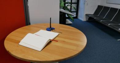 Anschlag in Hanau – Kondolenzbuch liegt im Lemgoer Bürgerbüro aus
