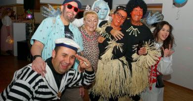 Karneval im Schützenhaus