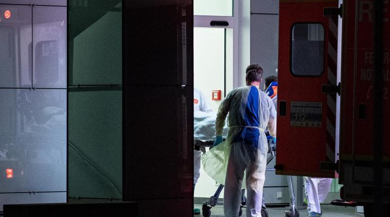 NRW hat den ersten Coronavirus Patienten