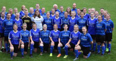 FC DonVoß-Ladys starten Hilfe-Aktion