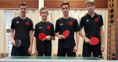 Tischtennis: Saisonrückblick in ungewissen Zeiten