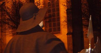 Lemgoer Nachtwächterrundgang – Saisonstart einmal anders