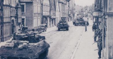 Kriegsende 1945 in Lemgo – Digitales Angebot des Stadtarchivs