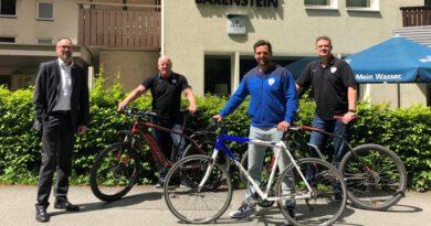 Mit dem Rad unterwegs in Lippe