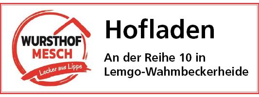 Wursthof Mesch Lemgo Wahmbeckerheide