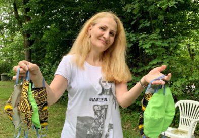 Bad Salzuflen: Engagierte Näherinnen leisten tollen Beitrag