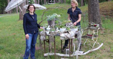 Gartenschau entführt Besucher in die Welt der Märchen