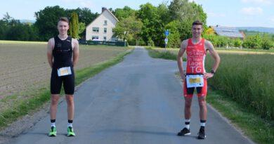 TG-Triathleten beim Dalkeman-Race-Days dabei