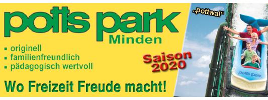 Potts Park Saison 2020 Minden