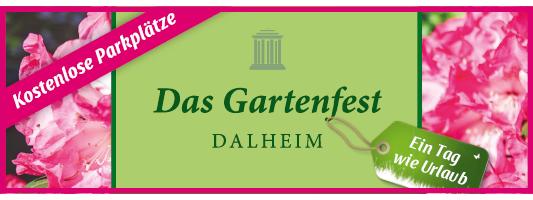 Evergreen Gartenfest Dalheim