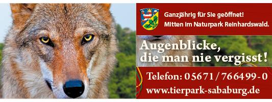 Tierpark Sababurg in Hofgeismar
