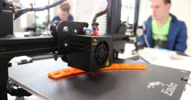 MINT-Angebot: Zusatztermin 3D-Drucker Kurs