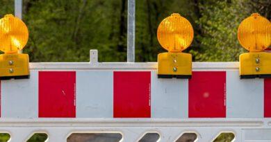 Lemgo: Einspurige Verkehrsführung am Braker Weg
