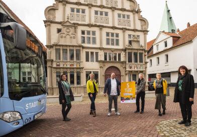 """Lemgo: Kultur-Tour """"5 auf einen Streich!"""""""