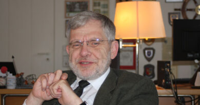 Bürgermeister Reiner Automann Lemgo