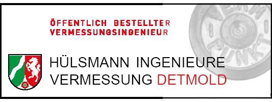 Braune + Hülsmann Vermessung in Detmold