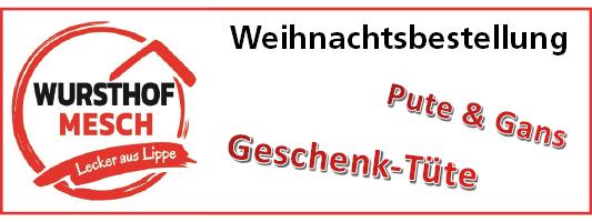 Wursthof Mesch in Lemgo Wahmbeckerheide