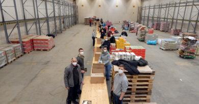 4.000 Lebensmittelpakete für die Tafeln in Lippe