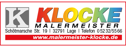 Malermeister Klocke in Lage