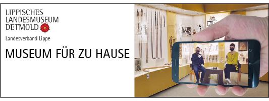 Landesmuseum Detmold Museum für Zuhause