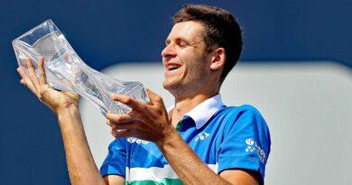 Team Hämmerling TuS Sennelager: Hurkacz Turniersieger in Miami