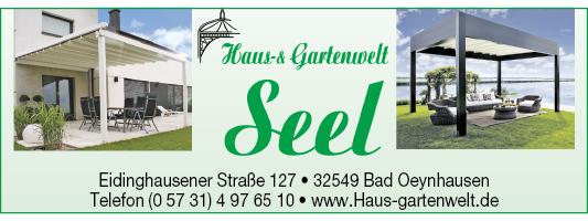 Gartenwelt Seel