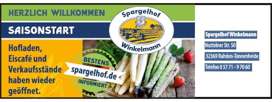 Winkelmann Spargel