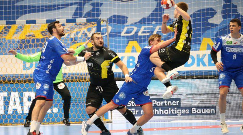 """Heimsieg! TBV liefert """"alle Facetten des Handballsports"""""""