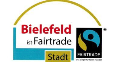 """Bielefeld trägt weiterhin Titel """"Fairtrade Stadt"""""""