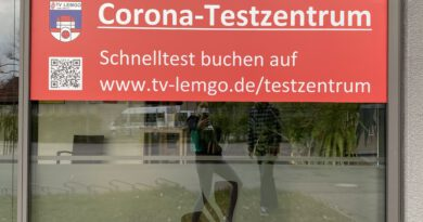 TV Lemgo eröffnet Corona-Testzentrum