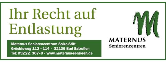 Salze Stift Altersheim