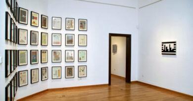 """Ausstellung """"Entknotung"""" im Eichenmüllerhaus"""