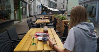 Piazza-Feeling in Bielefeld