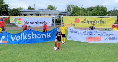 Noch Plätze frei im 2. Leopoldshöher Fußball-CAMP