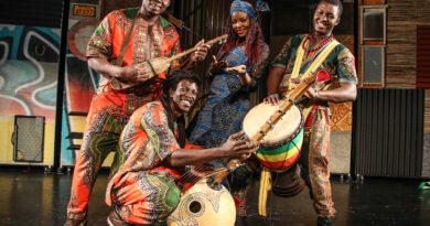Le Club reloaded  – Die Afrika Show im GOP
