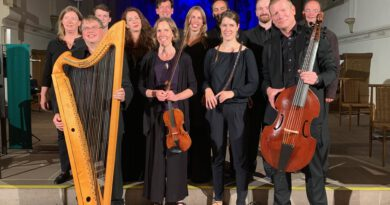 "Sommervesper mit dem ""Eranos Ensemble"""