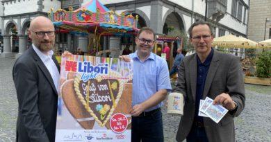 Paderborn lädt zu Libori light ein