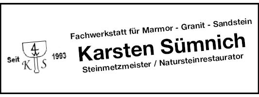 Karsten Sümnich Steinmetz Lemgo
