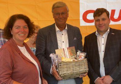 Wolfgang Bosbach zu Gast in Bad Salzuflen