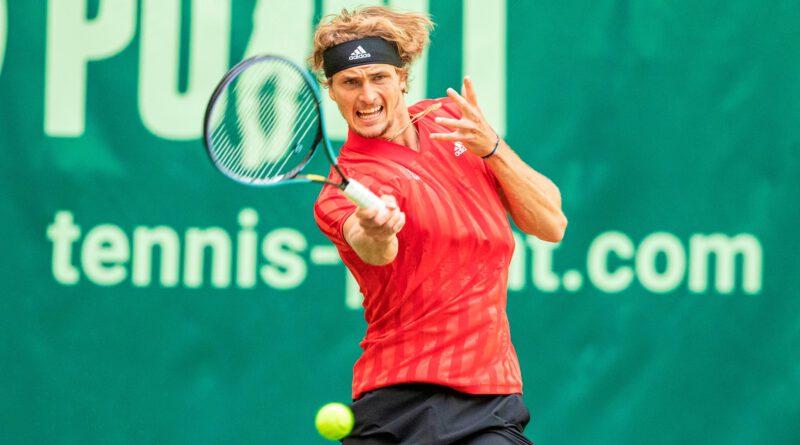 """""""Sascha"""" Zverev gibt Startzusage fürs ATP 500er-Event"""