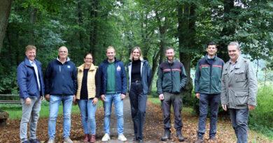25.000 Bäume für den Campuswald der Uni Paderborn